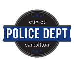 Carrollton Police Department Retina Logo
